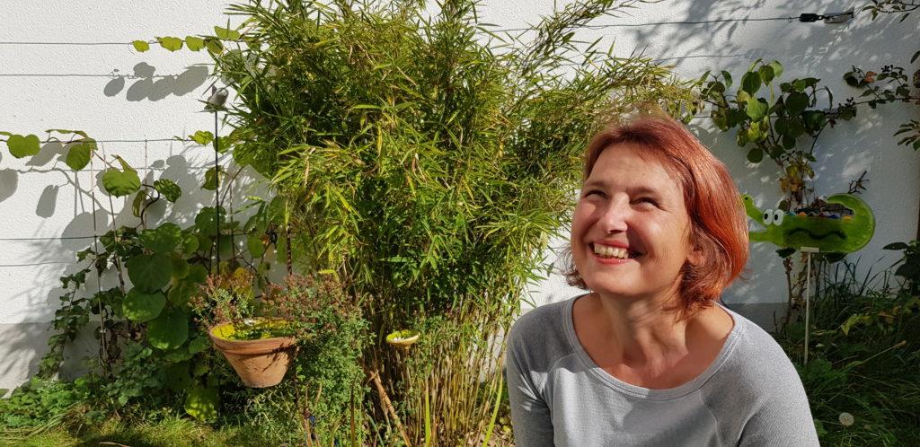 Doris Bürgel macht Persönlichkeitsentwicklung