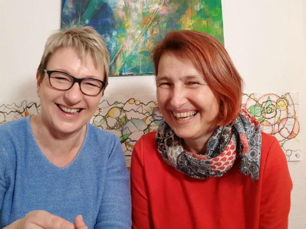 Treffen mit Karina Schuh, meine Blog Partnerin