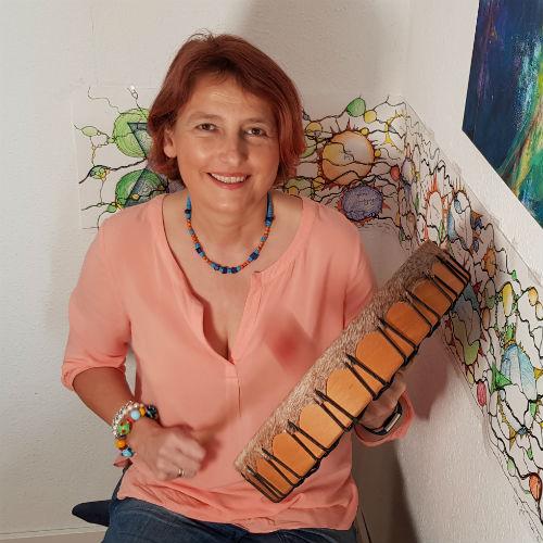 Doris Bürgel lehrt das schamanische Reisen