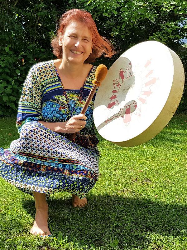 chamanisches Reisen lernen mit Doris Bürgel