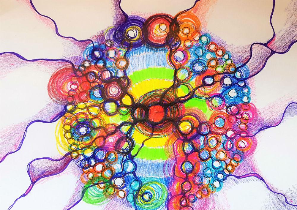 Die Kraft der Ahnen wieder in deinem Leben spüren. Ahnenarbeit mit Neurographik